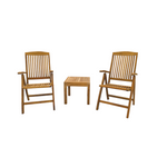 Teak Patio Furniture Set - Teak Place