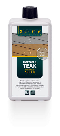 Golden Care Hardwood & Teak Shield 1 liter
