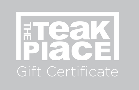Gift Card - The Teak Place