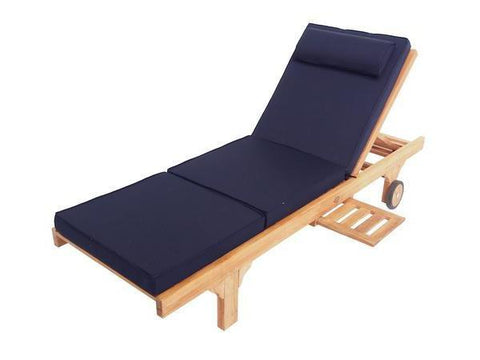 Sun Lounger Cushions image - The Teak Place