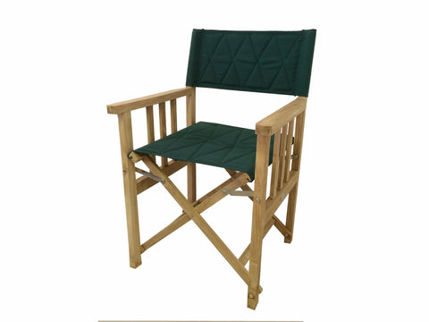 director s chairs the teak place