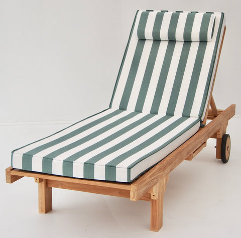 Outlet Portsea & Traditional Sun Lounge Cushions - Discontinued