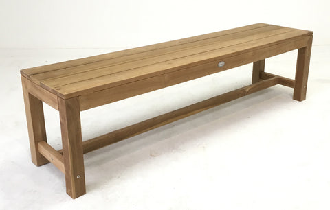 Clearance Roma Bench - THE TEAK PLACE