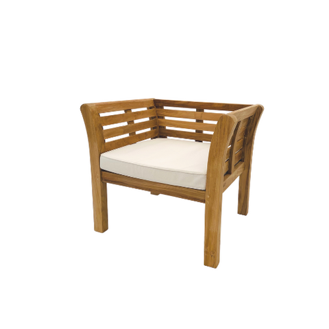 Ipanema Teak Relaxing Chair & Cushion