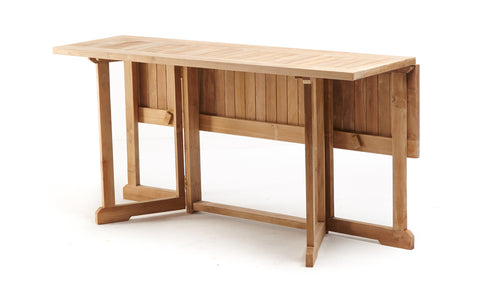 Butterfly Folding Tables - The Teak Place