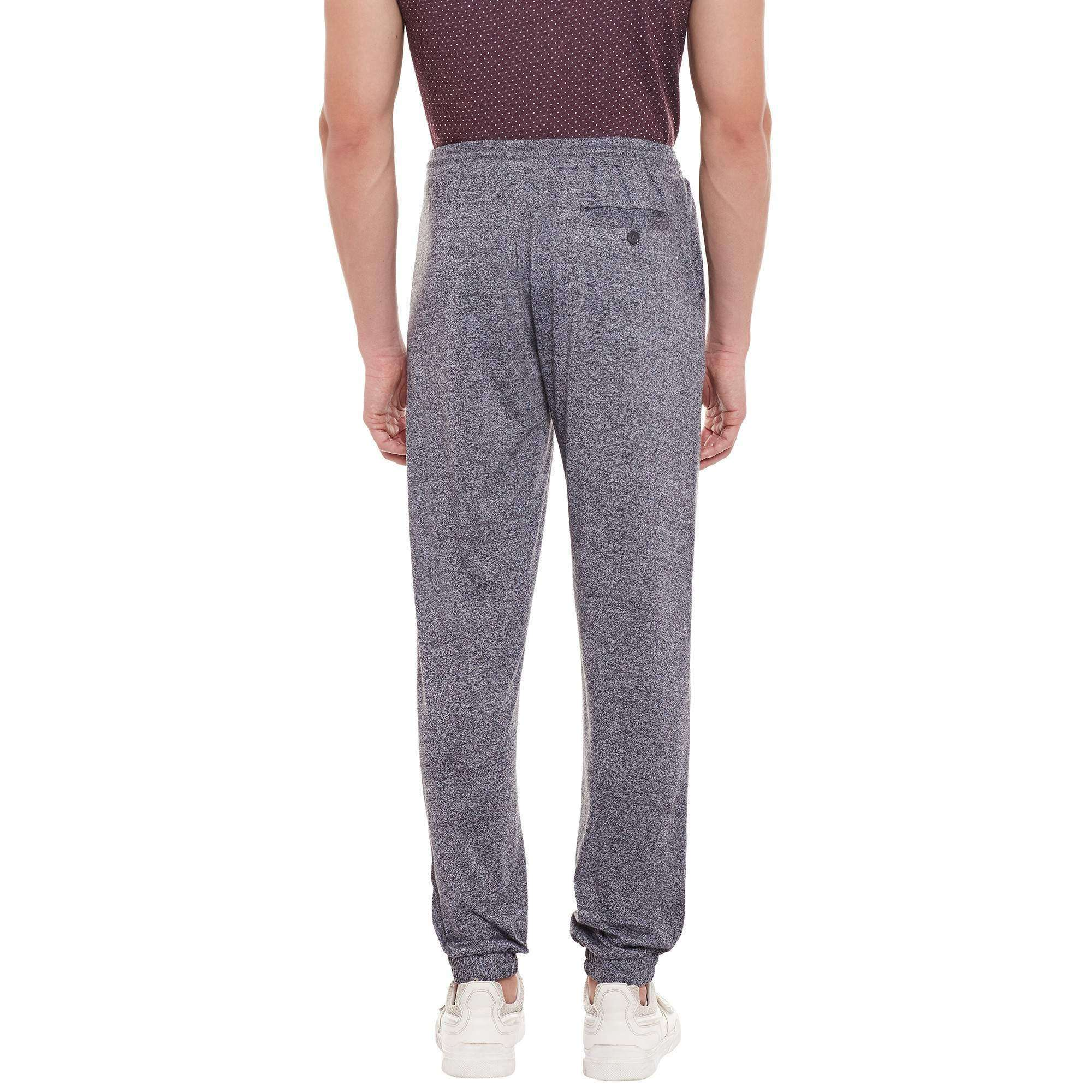Atorse Mens Joggers with Badges details