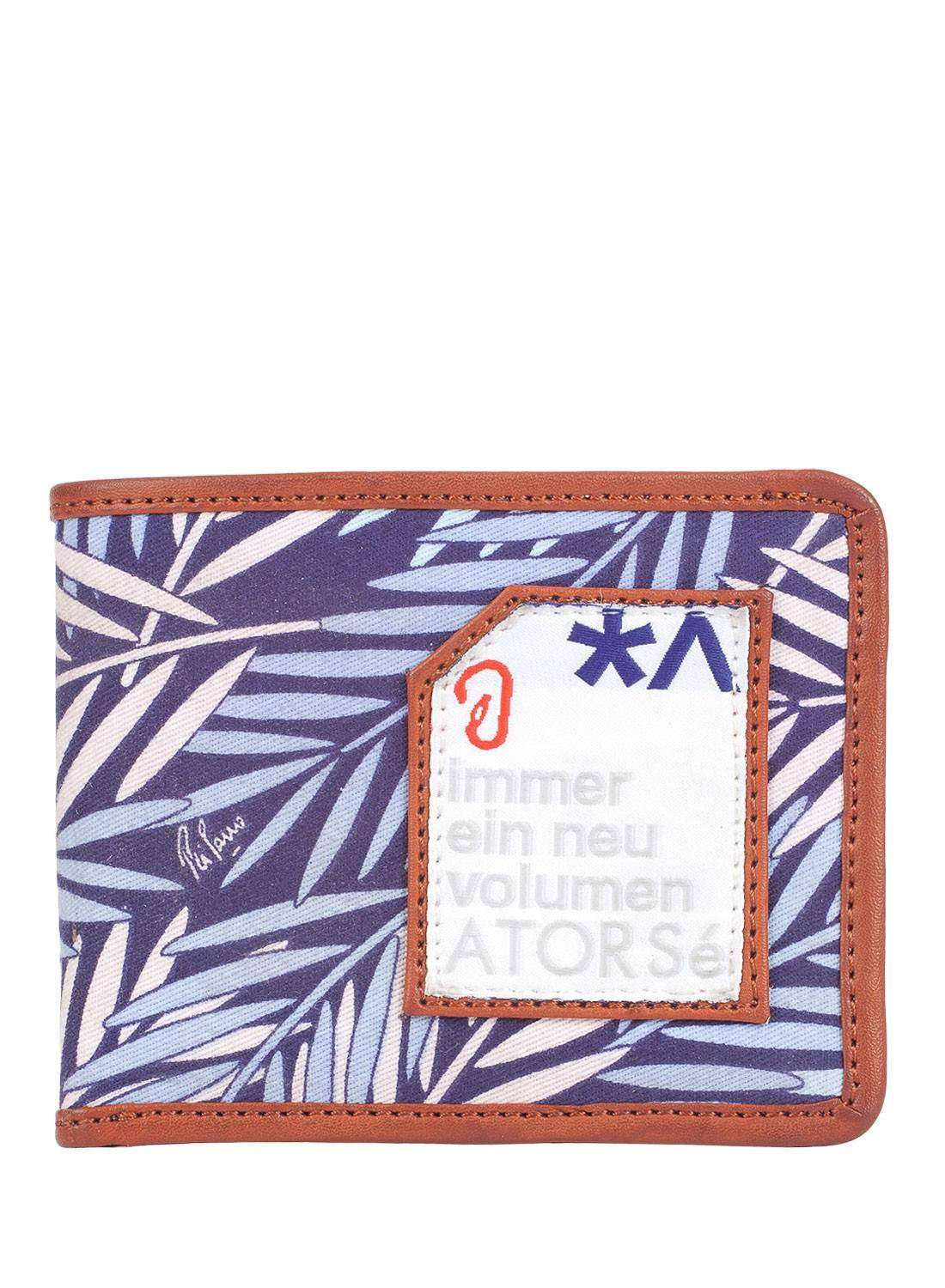 Light Blue Song of summer wallet