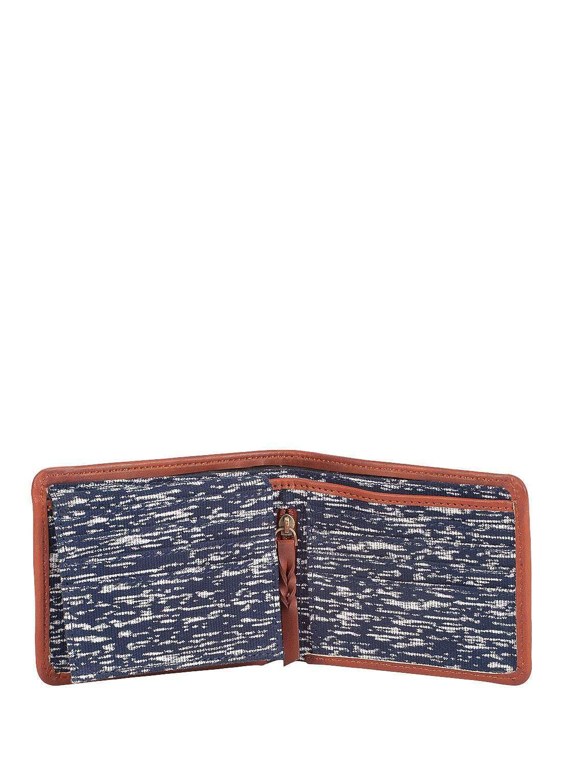Navy Blue Song of summer wallet