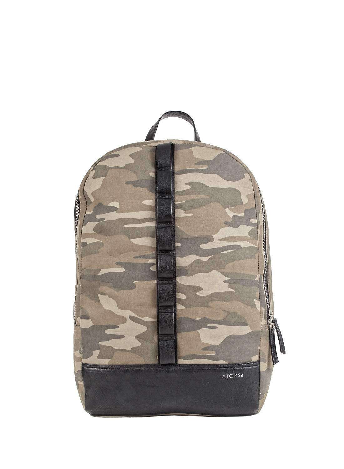 Olive Nordic Arms Backpack