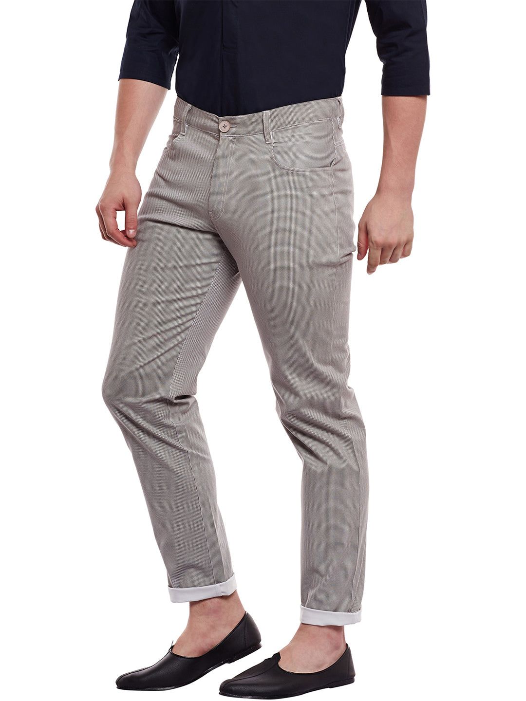 Atorse Textured Trouser