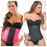 2 for $120 Black Latex and Gym Cincher