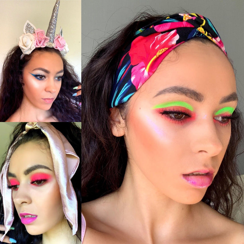 YOU NEED THIS FESTIVAL MAKEUP INSPO!