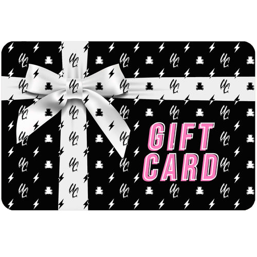 Gift Card £50 - Unicorn Cosmetics