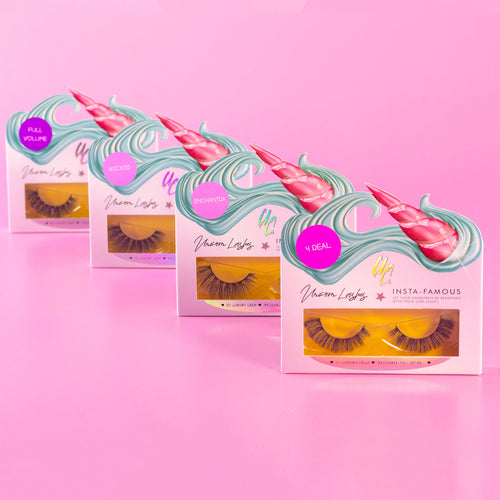 Pick 3 Lashes