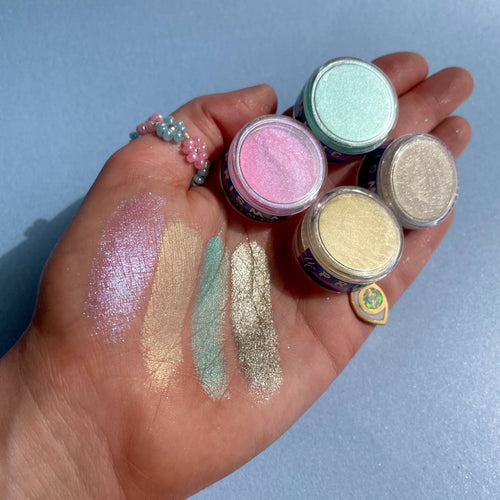 SPRING TIME BUNDLE - UC'S PRISMATIC PIGMENT - Unicorn Cosmetics