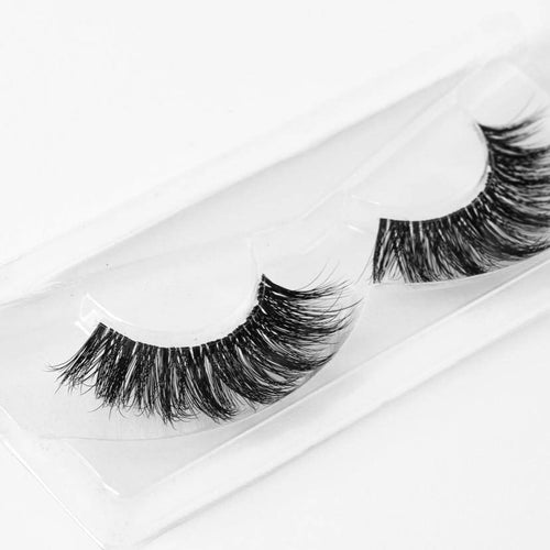 NOT BASIC FAUX MINK UNICORN LASHES - Unicorn Cosmetics