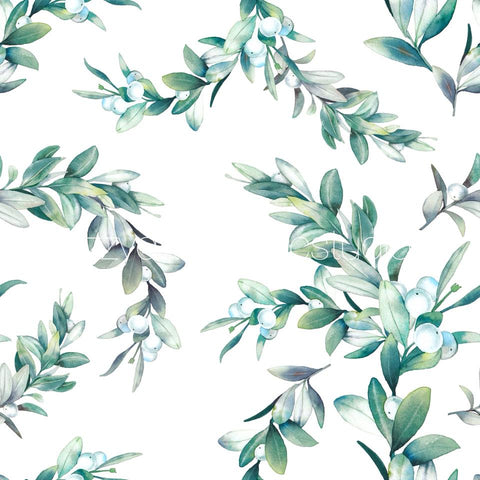 Watercolour Leaf - Pre Order CLOSED