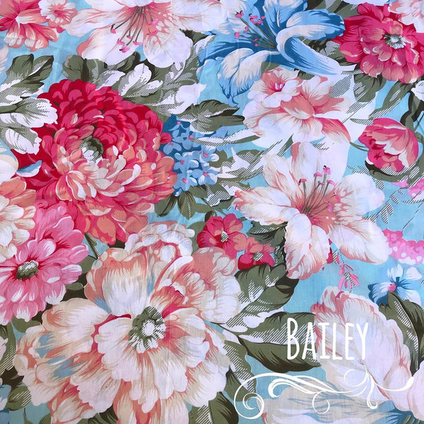 Bailey - Large Floral