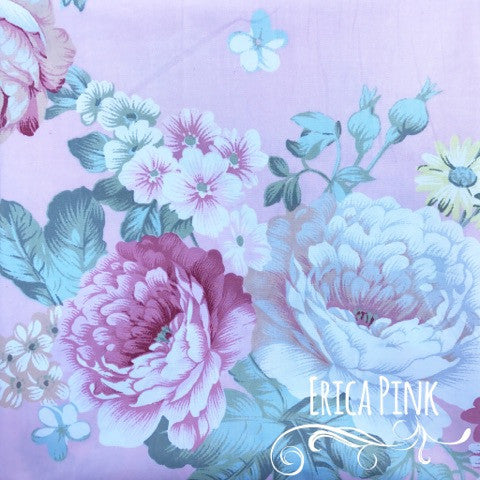Erica Pink - Large Floral