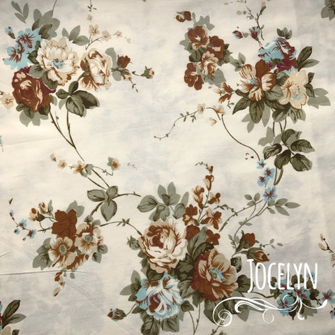 Jocelyn - Medium Size Floral
