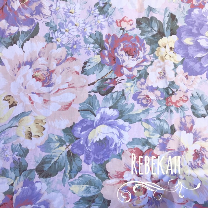 Rebekah - Large Floral