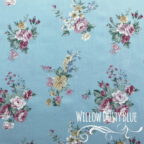 Willow Dusty Blue