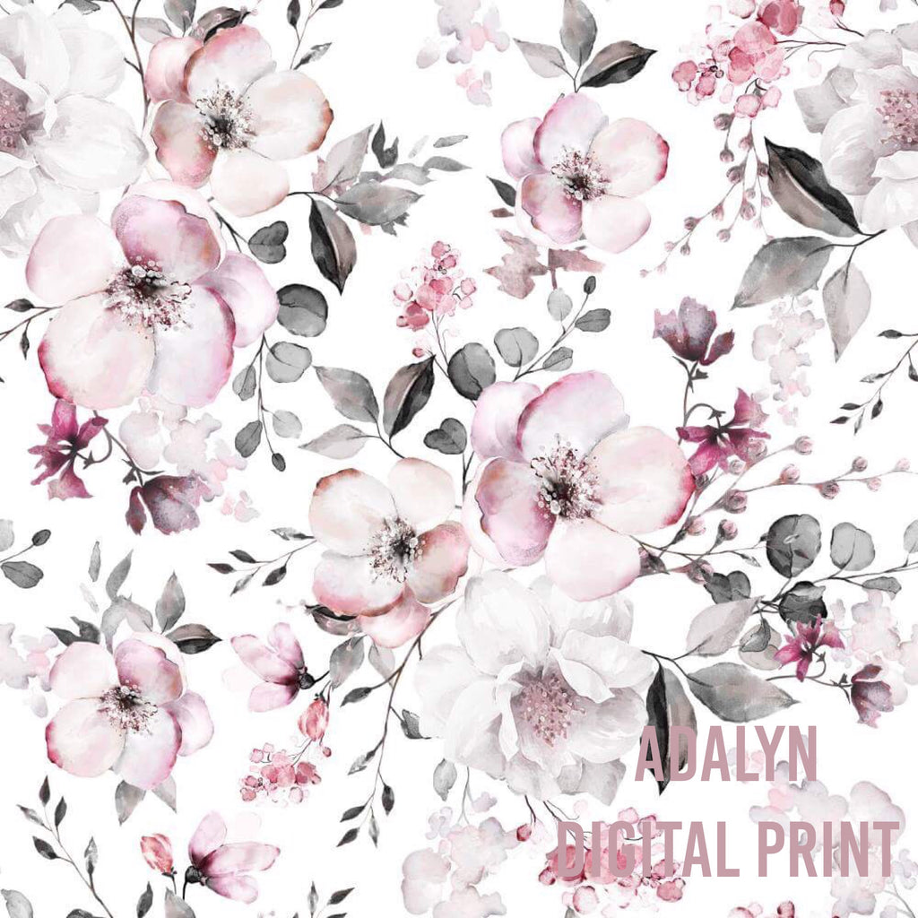 Adalyn Digital Print - PRE ORDER OPENS FROM TUE 9th - 16th OCTOBER CLOSE