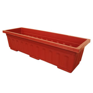 AU 610 x 200 x 170 China Plastic Planter Box