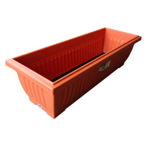 BABA BI-510 Planter Box (Cotta)