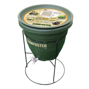 BABA CP-30L Composter+WT-18 Stand (Set)
