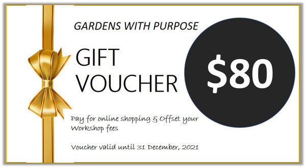 Gardens With Purpose Gift Card