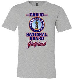Proud National Guard Girlfriend Unisex T-Shirt