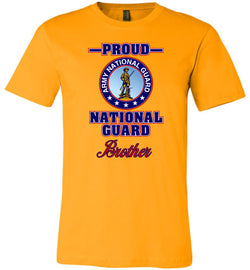 Proud National Guard Brother Unisex T-Shirt