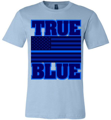 TRUE BLUE Unisex T-Shirt