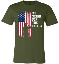We Stand for the Fallen Unisex T-Shirt