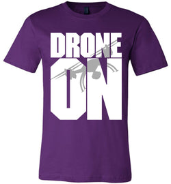 Drone On Unisex T-Shirt