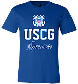 USCG Coast Guard Sponsor Unisex T-Shirt