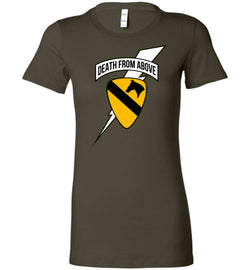 Death from Above - 1st Air Cav Army Women's T-Shirt