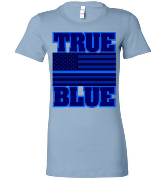 TRUE BLUE Women's T-Shirt