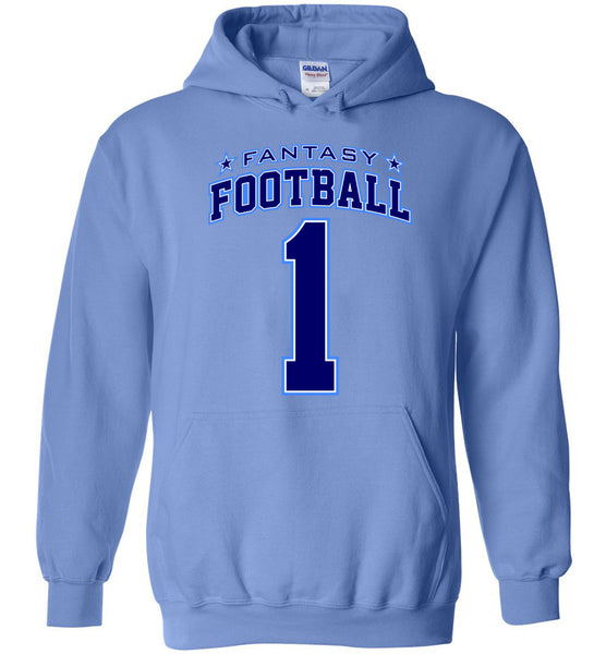 Fantasy Football Hero Hoodie (2-sided design)