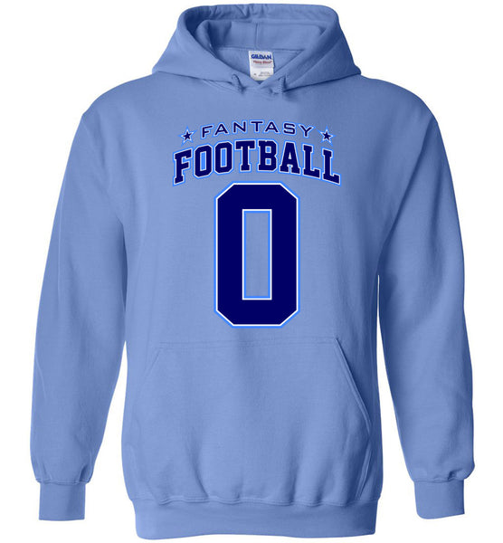 Fantasy Football Zero Hoodie (2-sided design)