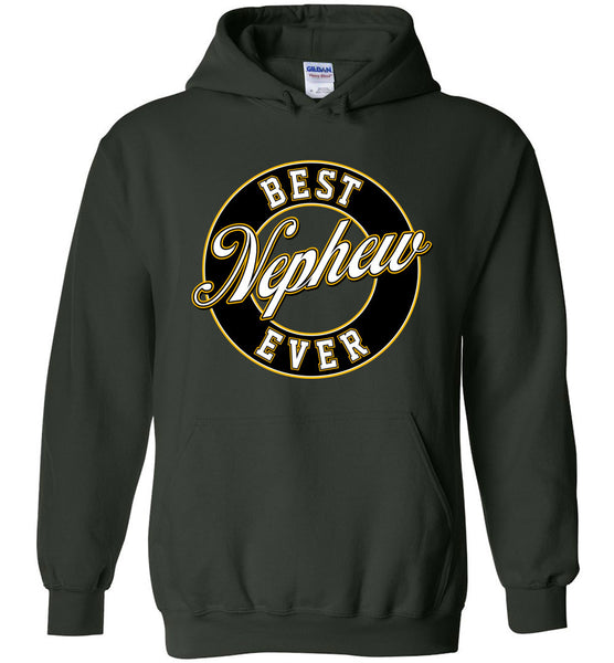 Best Nephew Ever Hoodie (Youth Sizes)