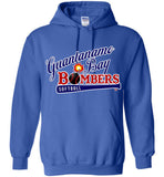 Guantanamo Bay Softball Gildan Heavy Blend Hoodie - by DV8s.com