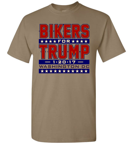 Bikers for Trump T-Shirt