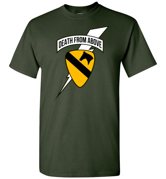 Death from Above - 1st Air Cav Army T-Shirt