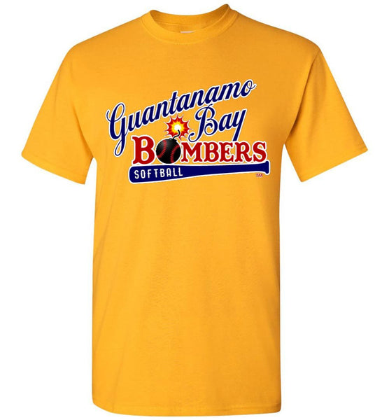 Guantanamo Bay Softball T-Shirt