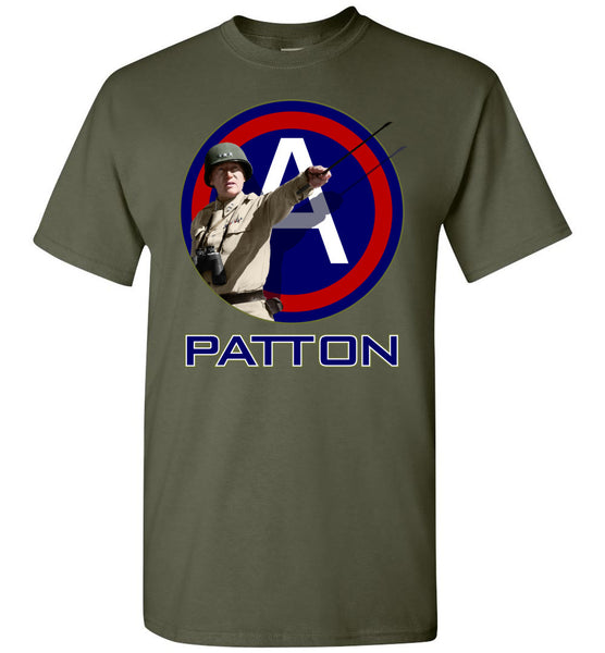 General Patton 3rd Army T-Shirt