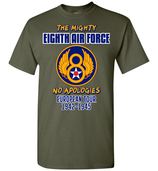 The Mighty Eighth Air Force T-Shirt
