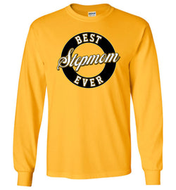 Best Stepmom Ever Long-Sleeve T-Shirt