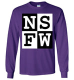 N|S|F|W Long-Sleeve T-Shirt